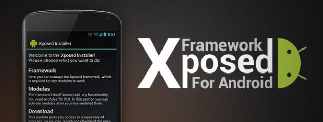 Xposed Framework: disponibile un nuovo aggiornamento