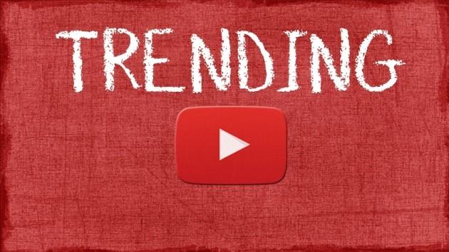 Youtube: accesso migliorato ai video di tendenza