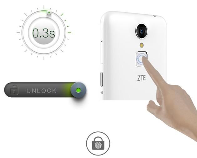 ZTE Blade A1: un entry-level con lettore di impronte digitali