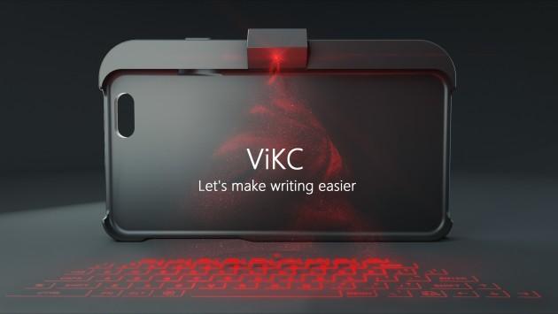 ViKC: finalmente nuovi dettagli sulla tastiera del futuro