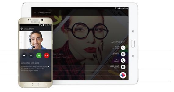 Samsung+ l'app che ti aiuta ad usare il tuo Galaxy
