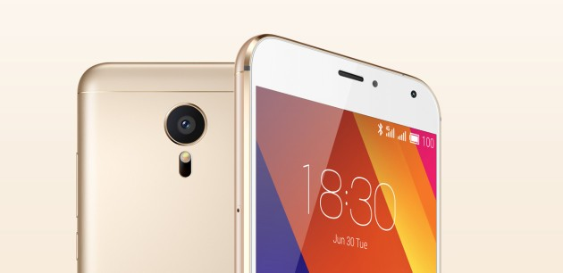 Meizu MX5, la colorazione Gold arriva in Italia: disponibile a 389 Euro