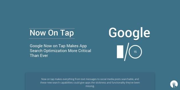 Google Now On Tap è finalmente disponibile in Italiano