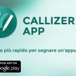 Callizer App: la Recensione