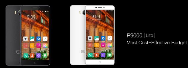 Elephone P9000/P9000 Lite: un video mostra E-Touch e Smart Key in azione