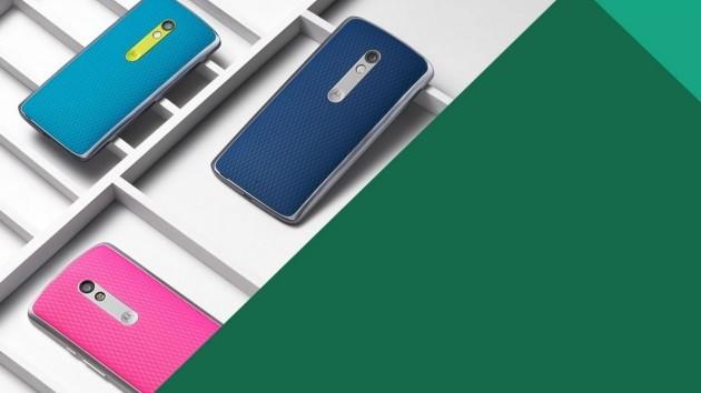 Motorola Moto X Play inizia a ricevere Android 6.0 Marshmallow anche in Italia