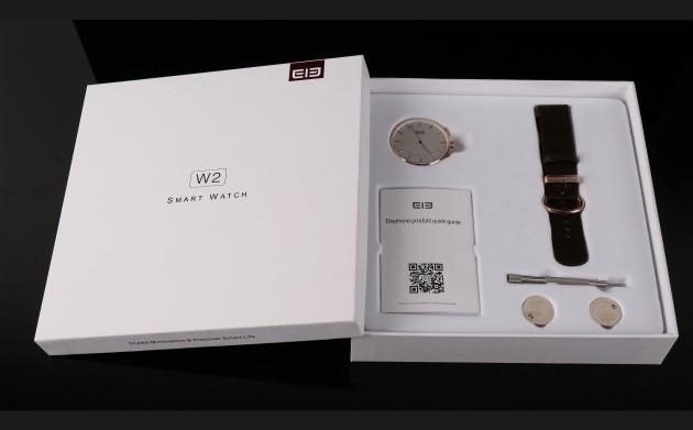 Elephone W2: nuovi dettagli e foto del primo unboxing