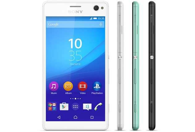 Sony Xperia C4 inizia a ricevere Android 5.1 Lollipop