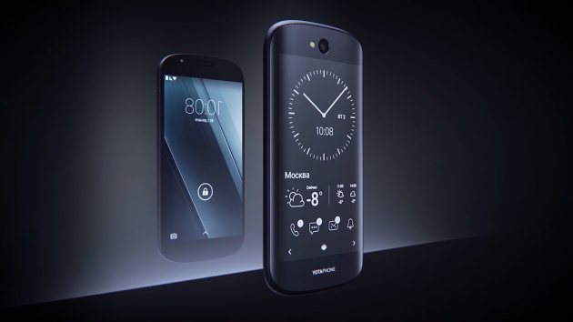 YotaPhone 3 sfrutterà il sistema operativo Android