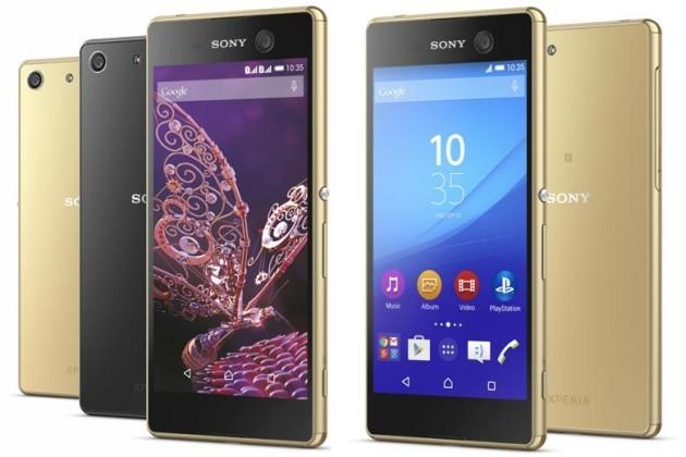 Sony Xperia M5: l'arrivo in Europa è previsto per Febbraio