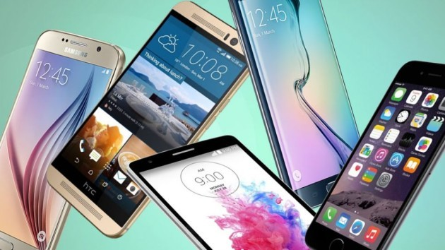 Best 10 Mobile Phones 2015