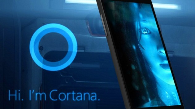 Cortana, su Windows 10, permetterà l'invio di SMS con Android