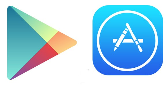 Il Play Store di Google ha il doppio dei download dell'App Store di Apple
