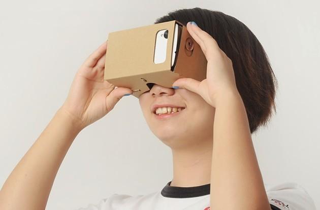 Google migliora l'esperienza audio del Google Cardboard