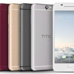 HTC One A9 rosa 2