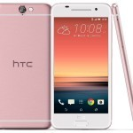 HTC One A9 rosa 3