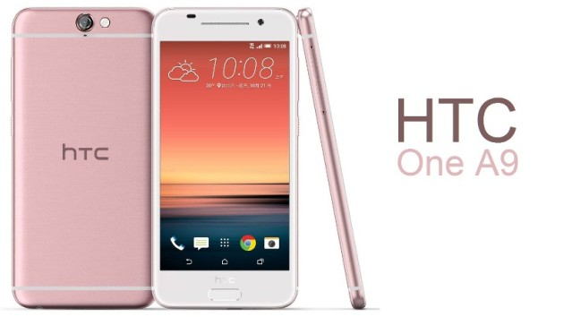 HTC One A9: quote rosa sempre in crescita