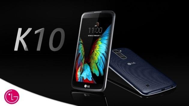 LG K10: ecco la presentazione ufficiale - VIDEO