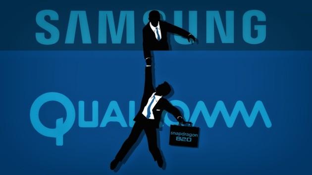 Samsung sarà produttore ufficiale dello Snapdragon 820