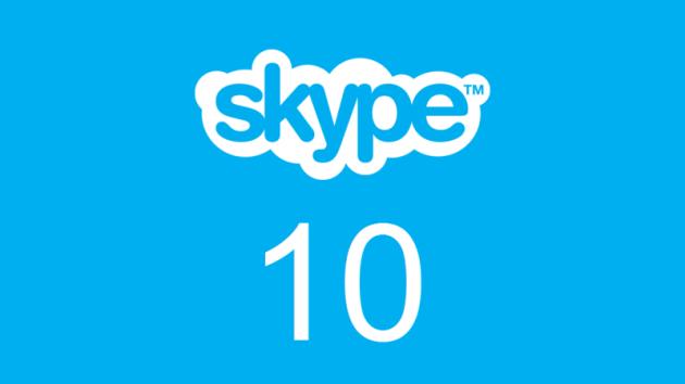 Skype: 10 anni di videochiamate (ed altre novità in arrivo)