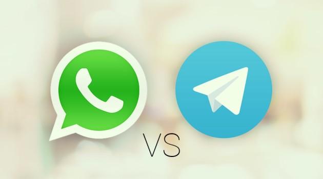 Telegram non è meglio di WhatsApp - JSQ XIV