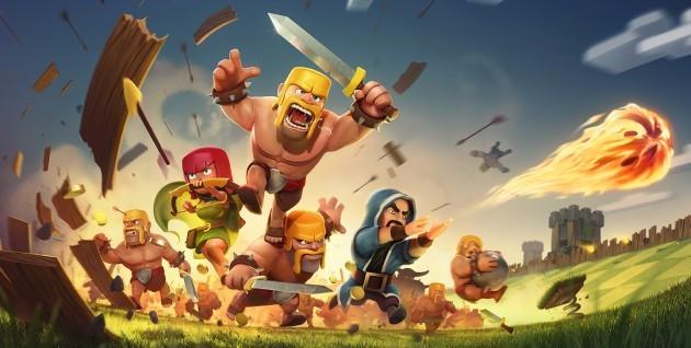 Clash of Clans ha fruttato più dei principali videogame per console