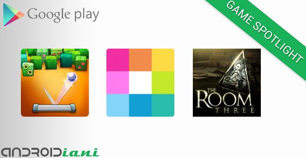 Game spotlight i giochi della settimana - Rubrica android colori diversi ...