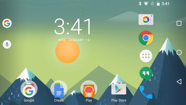 L'app Google si aggiorna alla 5.8 Beta con la modalità Landscape e la normalizzazione delle icone