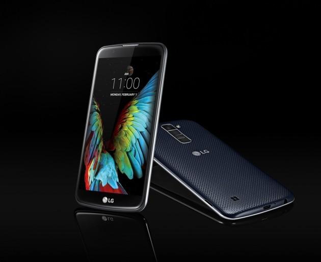 LG presenta i nuovi K7 e K10, due nuovi smartphone di fascia media