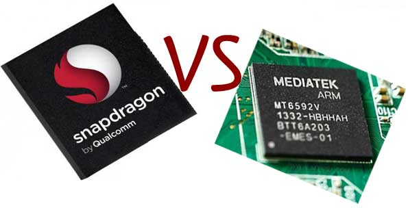 Mediatek vs Qualcomm: Helio X10 si scontra con Snapdragon 808 e 650