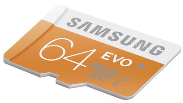 SD Card Samsung protagoniste di un Flash Sale su GearBest