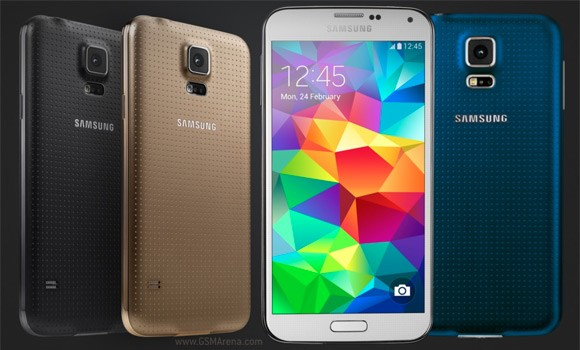 Android Marshmallow 6.0 in Francia su Galaxy S5