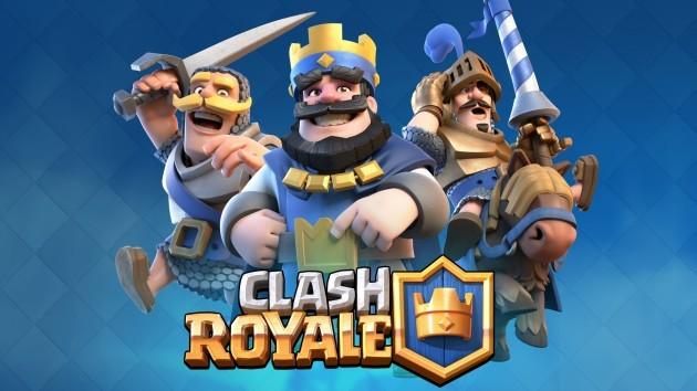 Clash Royale arriverà su Android da Marzo