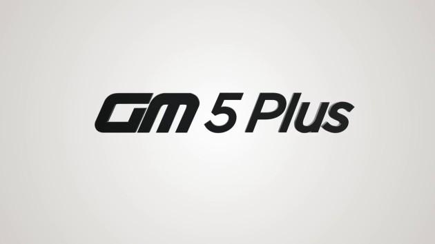 GM 5 Plus: nuovo smartphone Android One con frame metallico e 3GB di RAM