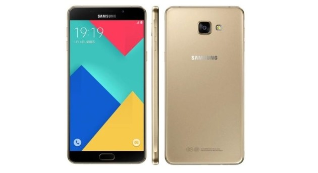 Samsung Galaxy A9 Pro arriva in India per nuovi test