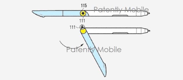 Samsung: la nuova S-Pen potrebbe essere utilizzata anche come stand