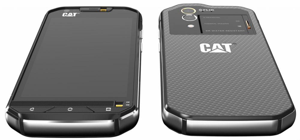 caterpillar cat s60 nuovo rugged phone con fotocamera. Black Bedroom Furniture Sets. Home Design Ideas