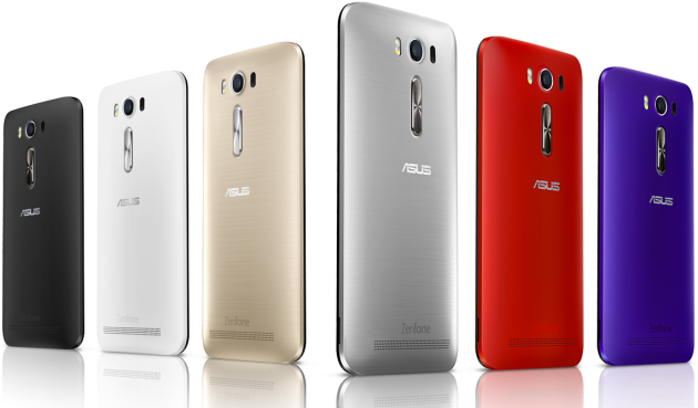 ASUS Zenfone 2 Laser in video con Android 6.0 Marshmallow