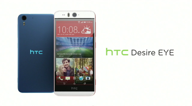 HTC Desire EYE riceverà Marshmallow durante il mese di Marzo