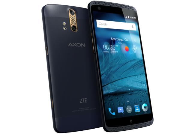 ZTE Axon Pro inizia a ricevere ufficialmente Android 6.0 Marshmallow