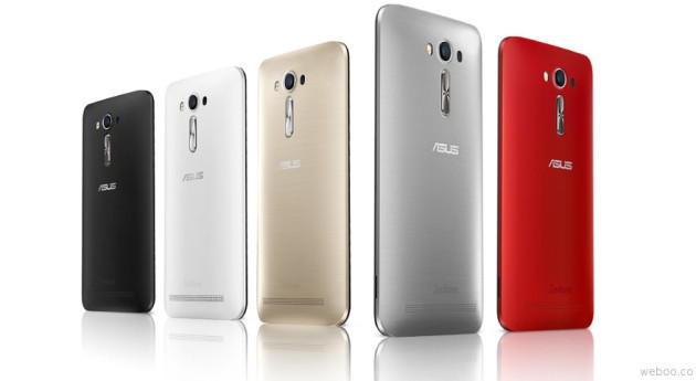 ASUS Zenfone 2 Laser in foto con Android 6.0.1 Marshmallow