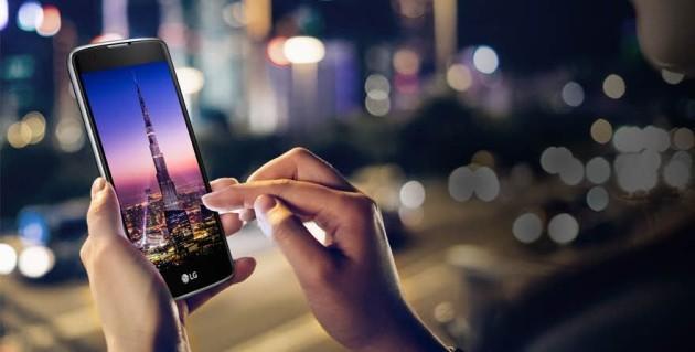 LG K8 ufficiale: display HD da 5