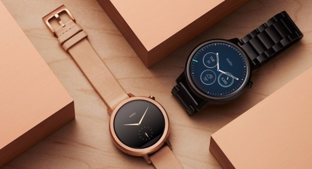 Motorola Moto 360 (2° Gen): in arrivo l'update ad Android Wear 6.0