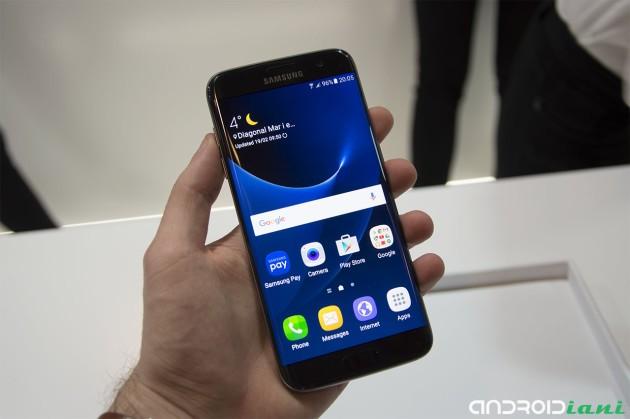 Samsung Galaxy S7, confronto tra le versioni Snapdragon 820 e Exynos 8890
