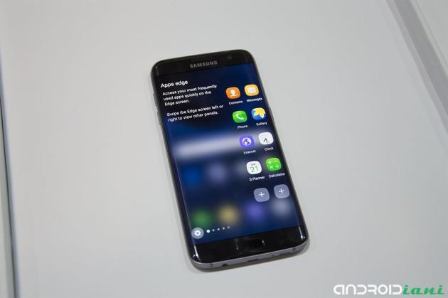 EHX File Explorer: ecco un file manager per i pannelli laterali di Galaxy S7 Edge