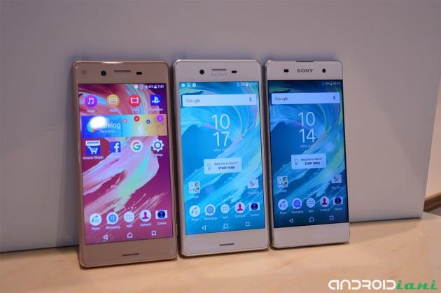 Sony potrebbe abbandonare definitivamente la gamma Xperia Z