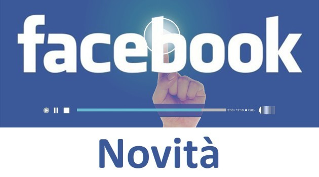 Facebook: in arrivo un'importante novità relativa ai video