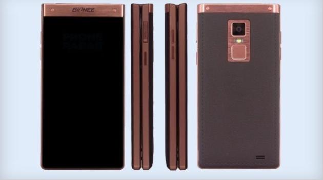 Gionee W909, il nuovo smartphone a conchiglia con 2 schermi 4.2'' HD