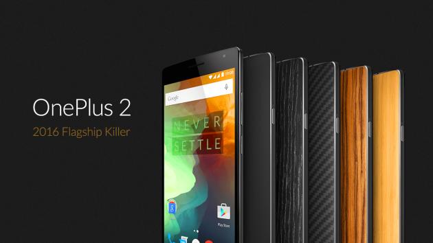 OnePlus 2 (64GB) disponibile a 345 euro sul sito ufficiale