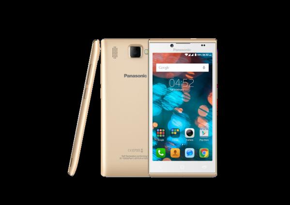 Panasonic P66 Mega lanciato in India con uno schermo 5'' HD e 2 GB di RAM